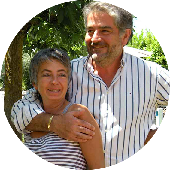 Chantal et Bertrand